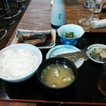 野佐 - 焼き魚定食
