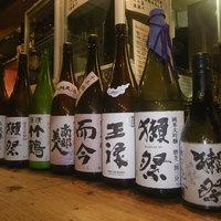 讃岐うどん大使 東京麺通団 - 日本酒ラインナップ