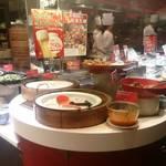 上海柿安 - 料理の数々