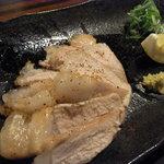 薄伽梵 - マンゴリッツァ豚の炙り