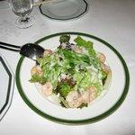ラ・フラム - 海老とアスパラサラダ