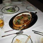 ラ・フラム - 豚モモ肉の煮込み