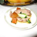 ラ・フラム - 豚肉を小分けした