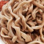 用心棒2階 - 極太モチモチ麺