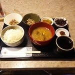 納豆食堂 - 納豆定食