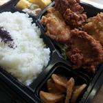 鶏仙人 - 唐揚げ弁当/500円