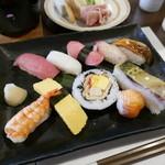 Nozomi - おてがるランチのお寿司