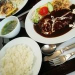 レストラン ユっぴー - おいしいから全然食べれちゃう♡