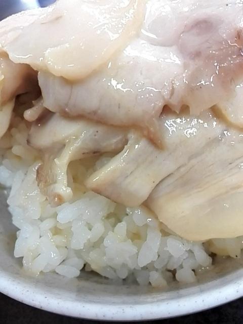 天下一品 江古田店 - on the rice!