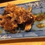 居酒屋 うお京 - 焼き松茸