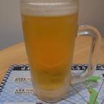 とろさば食堂 - 生ビール