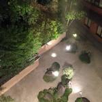 42728571 - 上から見下ろす内庭