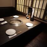熟成焼肉 八億円 - 全てが個室