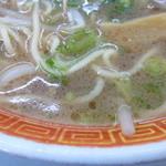 ラーメン藤 守山店 - 麺とスープ
