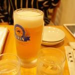 (食)越南 - 生ビール(こういち)とネプモイ(わす)
