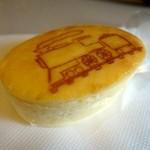 チーズケーキング エフ - 汽車ぽっぽ(プレーン)