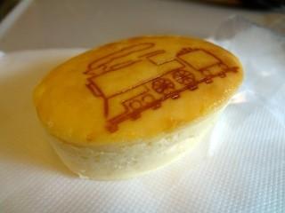 チーズケーキング エフ エキュート大宮店 - 汽車ぽっぽ(プレーン)