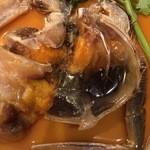 石頭楼 - 上海蟹の紹興酒漬け