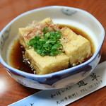 道草 - 揚げ出し豆腐