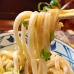丸亀製麺 - 冷やしぶっかけ