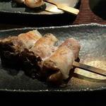 蔵鵡 別邸 - 舞茸豚バラロール