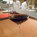 42739831 - スペインの赤ワイン