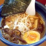麺次郎 - さかな醤油ラーメン