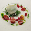 キュイジーヌ コリエドール - 料理写真:平目のマリネ レモンのヴィネグレット