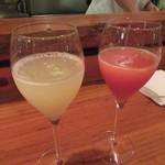 42741726 - 「食前酒」2種