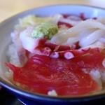 秋刀魚 - よくばり丼
