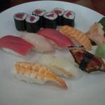 Sushi Shiono - 握り(アップ)