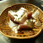 懐石料理 桝田 - 戻り鰹