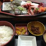 42749525 - 刺身定食1620円