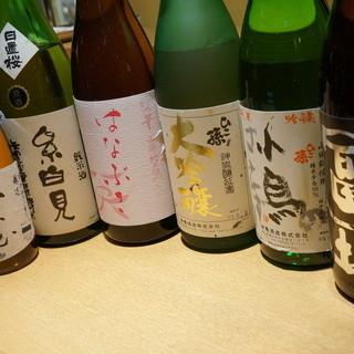 味で選んだ全国の純米酒!