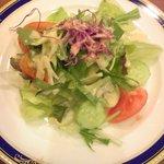 レストラン レジーナ - 季節のサラダ