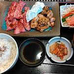 大剛   - 日替わり焼肉ランチ