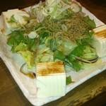 42751452 - 豆腐サラダ