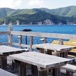 レストラン 船渡来流亭 - テラス