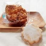 坂田焼菓子店 - ジンジャースコーン/レモンクッキー