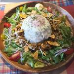 Cafe Koume - タコライスプレート