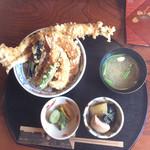 てんぬま - 天丼