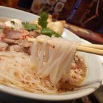 タイレストラン Smile Thailand - センレックはライスヌードルですよ♪