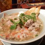 タイレストラン Smile Thailand - 「センレックナーム・ムーデーン」のランチセット
