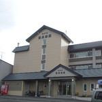 ホテル雲丹御殿 - 外観