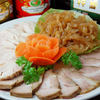 チャイハナ - 料理写真:冷菜三種盛り合わせ