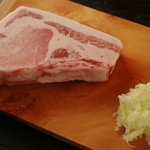 焼肉食道 かぶり - リュウカトンステーキ