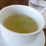 42760069 - カブのスープ