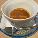 """ホシカワカフェ - エスプレッソは、ほろ苦いで大人の味です〜(>_<"""";"""