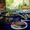 温古舎 - 料理写真:ガーデンバーベキュー