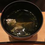 倉敷甲羅本店 - カニ汁